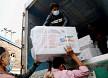 Vaccine trial run begins Wednesday, frontline workers first