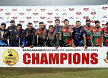 Bangladesh ascend to second position in WC Super League