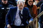 Weinstein in good spirits after sex crimes conviction
