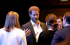 'Call me Harry,' says informal UK prince