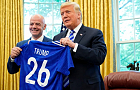 Infantino meets Trump to discuss 2026 WC