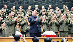 North Korea reiterates it will not give...