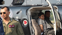 Sohel Rana held, brought to Dhaka