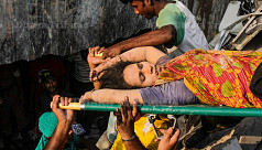 Many maimed in Savar building collapse...