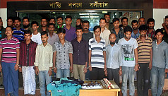 19 robbers arrested with 13 vehicles...