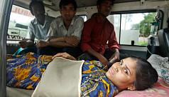 Injured worker of Savar tragedy at last...