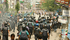 Hefazat-police clashes continue