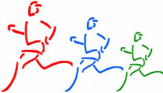 Age group athletics starts from June...