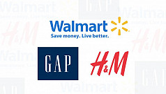 Wal-Mart, Gap meet retailers, think...