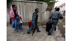 Taliban attack UN compound in