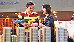 China April housing inflation quickens...