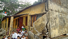 School building too risky to be...