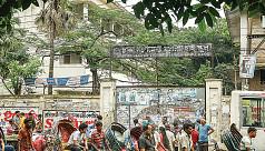 No new public high school in Dhaka in...