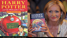 'Harry Potter' first edition annotates...