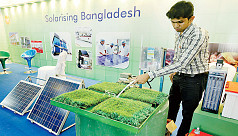 Solar solutions put on display in Green...