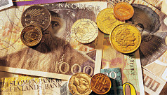 Forex reserve hits all time high at...