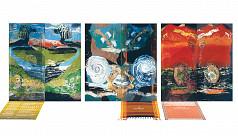 Bangladeshi artworks get...