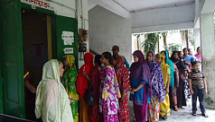Polling in Barisal ends peacefully with...