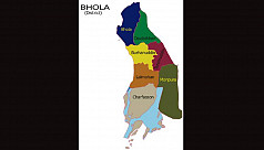 42 people hurt in Bhola in a clash over...