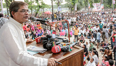 BNP to wage movement if defeated in...
