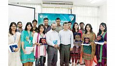 ULAB honours best students
