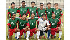Bangladesh rise in Fifa rankings