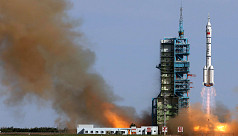 China's latest 'sacred' manned space...