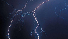 6 killed by lightning strikes in Kushtia, Bogra