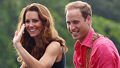 Britain's Kate in labour as world awaits...