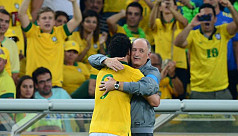 Scolari delighted by size and style...