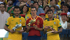 Spain will return to win World Cup:...