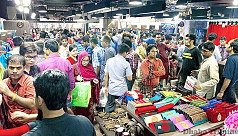 City markets overflow with Eid...