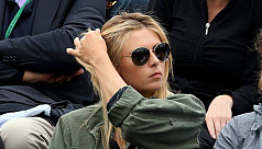 Sharapova pulls out of Stanford...