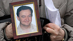 Russia convicts dead lawyer Magnitsky...