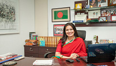 Zara Jabeen Mahbub: A banker with...