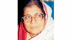 Sajeda Chowdhury condoles ABM Mohiuddin's...