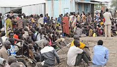 Over 200 wounded in South Sudan...