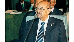 Sudan president leaves Nigeria after...