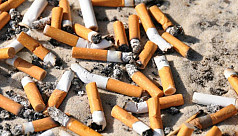 Nearly 6 million die from smoking every...