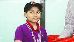 Wonder boy Fahad turns FIDE Master