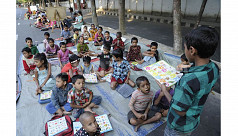 One in four children out of school:...