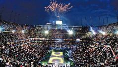 Nadal, Serena in US Open cruise, rain...