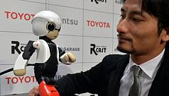 Japan launches talking humanoid robot...