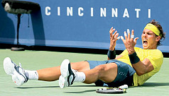 Nadal beats Isner to win first Cincinnati...