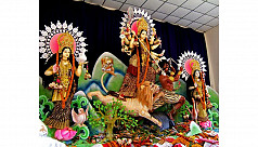 Three-day holiday for Durga Puja...