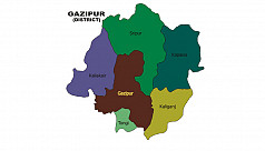 Gazipur city polls: Four candidates...