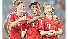Guardiola demands Bayern improve for...