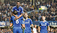 Mikel breaks duck to help Chelsea to...