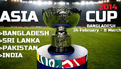 Asia Cup 2014 confirmed