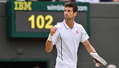Djokovic opposes Syria military